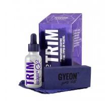 Trim (30 ml) кварцевая защита пластика, фар, резиновой отделки GYEON