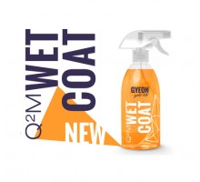 WetCoat NEW (500 ml) кварцевый усилитель гидрофобных свойств GYEON