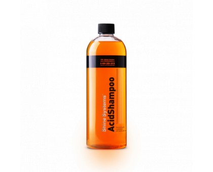 AcidShampoo - кислотный шампунь для ручной мойки, 750 мл