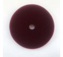 Круг полировальный поролоновый бордовый, 125см