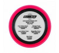 Круг полировальный Buff and Shine красный финишный, 180мм