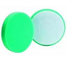 Круг полировальный Buff and Shine зеленый мягкий, открытые поры, 135мм