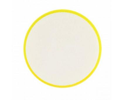 Круг полировальный Buff and Shine желтый мягкий, открытые поры, 160мм