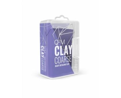 """Clay Coarse Q2M (100 г) глина """"грубая"""" высшего качества для очистки ЛКП, GYEON"""