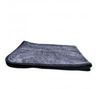 Микрофибровое полотенце для сушки кузова автомобиля, профессиональное, 50х60 см, 600гр/м2