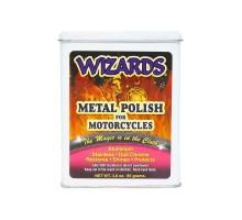 Moto Metal Polish Wizards Металлическая чистящая вата для очистки металлических деталей мотоциклов
