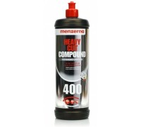 Menzerna 400 Heavy Cut Compound - Универсальная высокоабразивная полировальная паста, 1кг