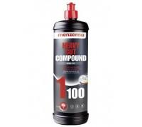 Menzerna 1100 Heavy Cut Compound - Высокоабразивная полировальная паста, 1кг