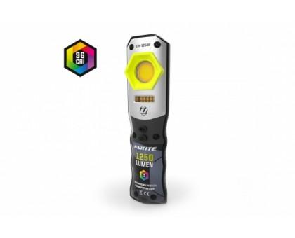 Инспекционный фонарь CRI 96+, 1250 Lm 3 цвета +УФ, 5000mAh, Unilite