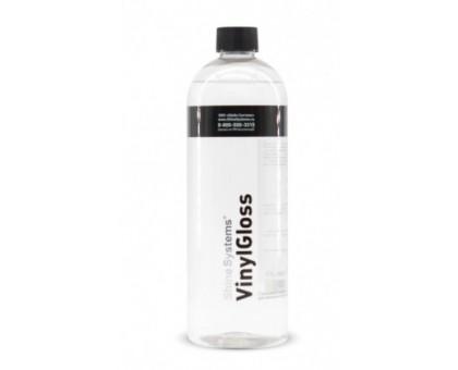 VinylGloss - глянцевый полироль для винила и пластика, 750мл