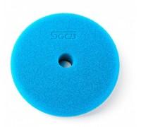 Круг полировальный режущий синий - RO/DA Foam Pad Blue  130/140 мм