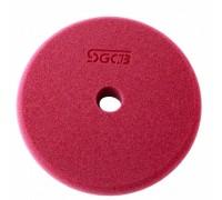 Круг полировальный полутвердый бордовый - RO/DA Foam Pad Wine 150/160 мм