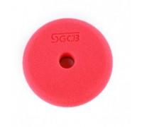 Круг полировальный финишный красный - RO/DA Foam Pad Red 75/85 мм