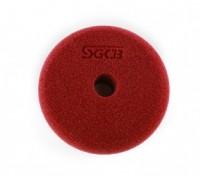 Круг полировальный полутвердый бордовый - RO/DA Foam Pad Wine 75/85 мм
