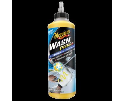 Wash Plus - Средство для мытья автомобиля, 709 мл,1/6