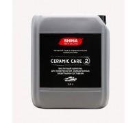 CERAMIC CARE - Кислотный шампунь для поверхностей, обработанных защитными составами, 5л