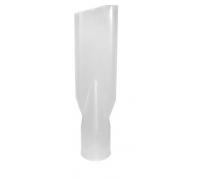 Насадка щелевая широкая прозрачная 38/40 мм