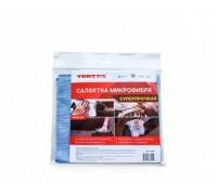 Суперпрочная салфетка микрофибра 40х40 Vortex