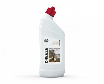 Breeze - Кислотное моющее гелеобразное средство для ванной комнаты 0,75л
