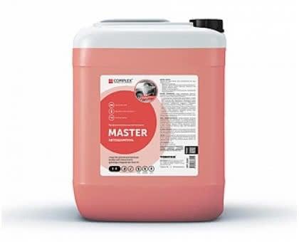 MASTER - Средство для бесконтактной мойки класс стандарт, для воды ср. жесткост, 5л