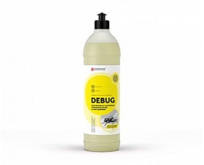 DEBUG - Средство для удаления мошек, тополиных почек, смол деревьев, 1л