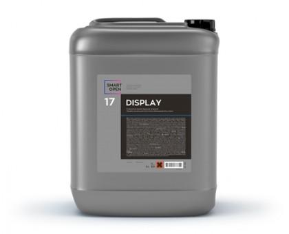 DISPLAY - готовый к применению очиститель стекол на спиртовой основе, 5л