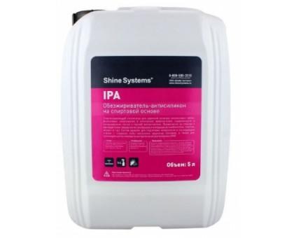 IPA антисиликон-обезжириватель на спиртовой основе, 5л
