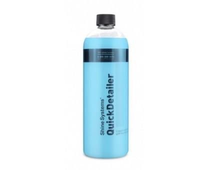 QuickDetailer - спрей-очиститель для быстрого блеска, 750мл