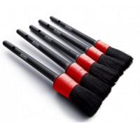 Набор кистей для детейлинга SGCB Detail Brush, 5шт