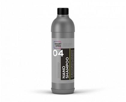 NANO SHAMPOO - наношампунь для ручной мойки, 0,5 л