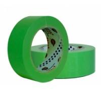Лента маскирующая зеленая Eurocel 19 мм x 40 м 80 Со - 30 мин