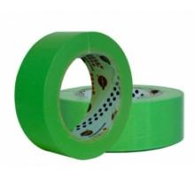 Лента маскирующая зеленая Eurocel 38 мм x 40 м 80 Со - 30 мин