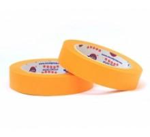 Лента маскирующая оранжевая Eurocel 19 мм х 40 м 80 Со - 30 мин