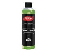 GREEN CLEANER - Очиститель битумных пятен и смолы, 0,5л