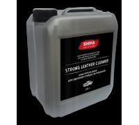 STRONG LEATHER CLEANER - Очиститель кожи для удаления стойких загрязнений, 5л