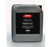 FERRUM GEL - Гелевый pH-нейтральный очиститель от ржавчины, металлических вкраплений, 5л