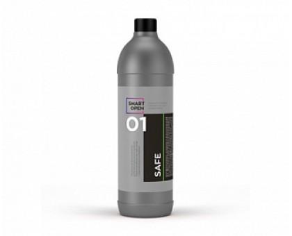 SAFE - первичный бесконтактный состав с защитой хрома и алюминия, 1л