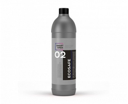 ECOSAFE - первичный бесконтактный состав без фосфата и растворителей, 1л