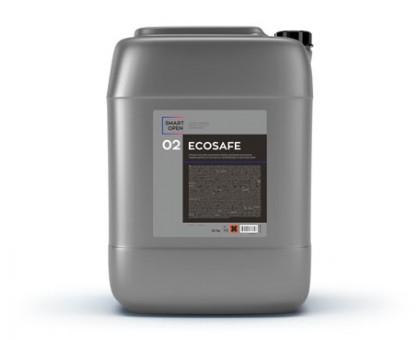 ECOSAFE - первичный бесконтактный состав без фосфата и растворителей, 20л