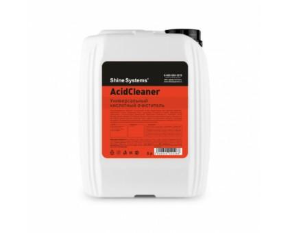 AcidCleaner Shine Systems - универсальный кислотный очиститель, 5 л