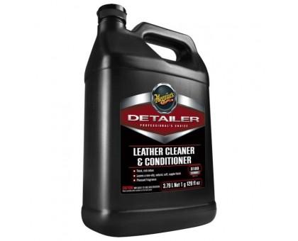 Leather Cleaner Conditioner - Очиститель и кондиционер, 3,785л. 1/4