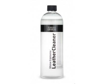 LeatherCleaner - деликатный очиститель кожи, 750мл