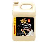 M8301 Полироль-очиститель Dual Action Cleaner Polish 3,785л, 1/4