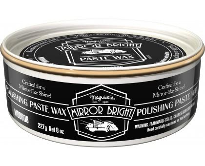 Полирующий воск (паста) Mirror Bright Polishing Paste Wax 237 мл 1/36