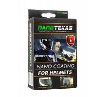 NANOTEKAS Покрытие для мотошлема NanoCoating