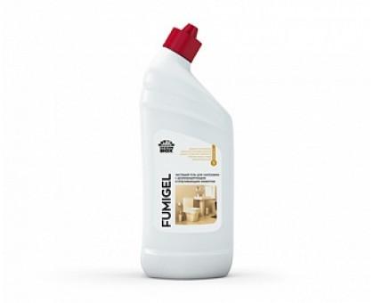 Fumigel - чистящий гель для сантехники с дезинфицирующим и отбеливающим эффектом 0,75 л