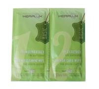 KERALUX® antistatic spray Одноразовые салфетки- очиститель/лосьон