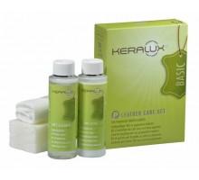 KERALUX® Leather Care Set P  Набор для ухода за пигментированной кожей