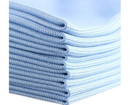 Glass Towel Микрофибра безворсовая для стекол 40*40 см 380 гр/м2