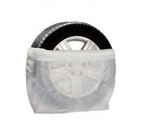 Пакеты для колес R22 110*110 см, 400шт/уп